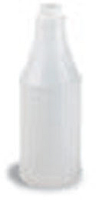 F01050 -  Natural Plastic Spray Bottles