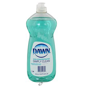 J00178 - Dawn® Summertime Shower Dish Detergent - 25 oz