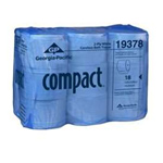 374103 - Compact® High Capacity Coreless White 2-Ply Bath Tissue