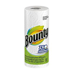 "349058 - Bounty® White 2-Ply Household Roll Towel - 11"" x 10.4"""
