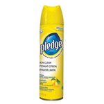 F00124 - Pledge® Lemon Clean Furniture Polish - 13.8 oz